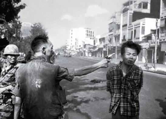 Eddie Adams, exécution sommaire de Saïgon, 1968.