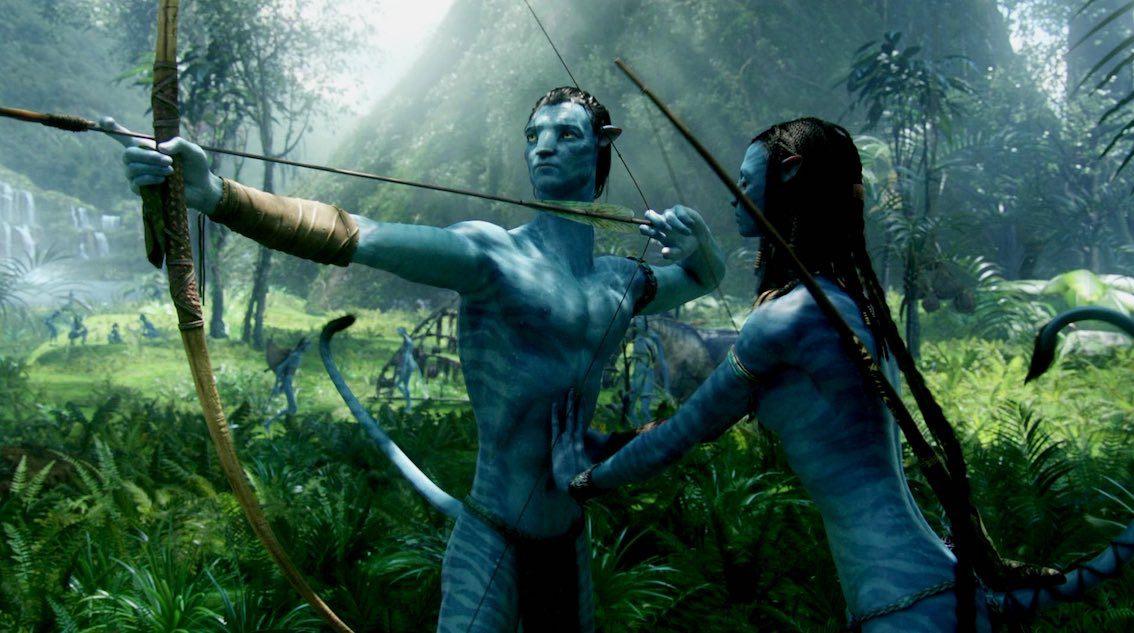 James Cameron, Avatar, 2009.