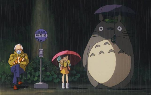 Bernie_Totoro