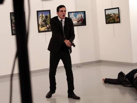 Photo Burhan Ozbilici (AP).