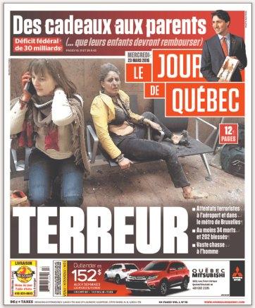Canada, Le Journal de Québec