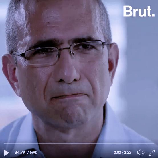 Cash investigation: le visage fermé du coupable