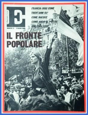 L'Espresso, 9 juin 1968.