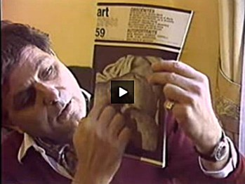 Jean-Paul Fargier, Le trou de la vierge, 1982.