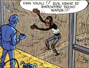 Franquin, Le Gorille a bonne mine, 1959.