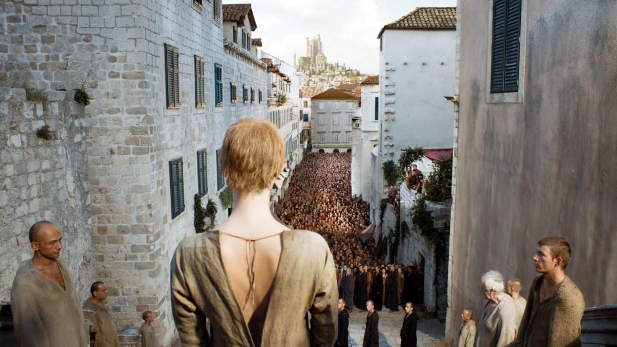 Game of Thrones, expérience partagée