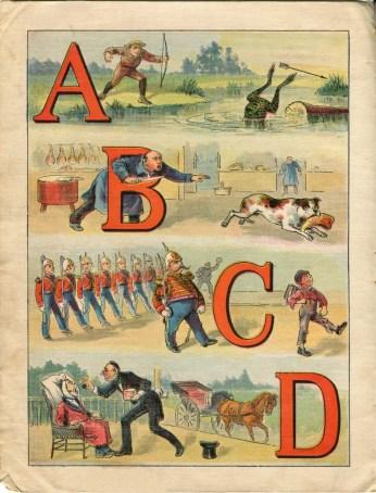 Happy Time ABC, 1900.