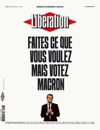 Libération, 06/05/2017.