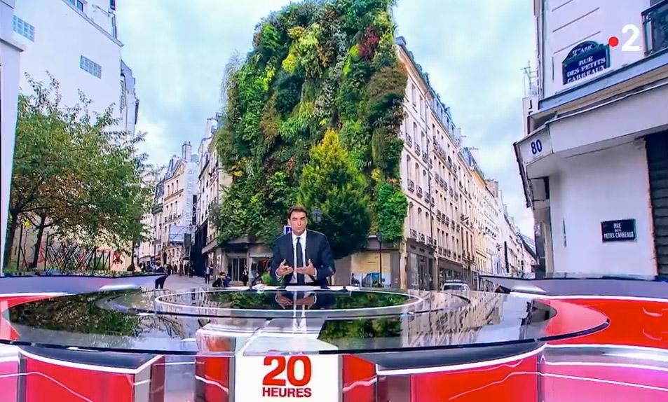 L'urbanisme vert, ou comment rafraîchir le réchauffement