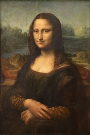 Léonard de Vinci, La Joconde, v. 1505.