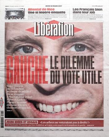 Libération, 16/03/2017.