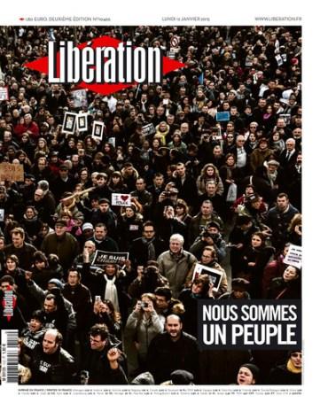 Libération, 12 janvier 2015.