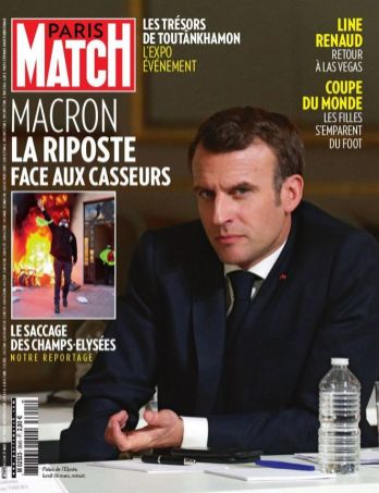 Paris-Match, 21/03/2019.