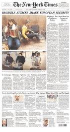 USA, New York Times