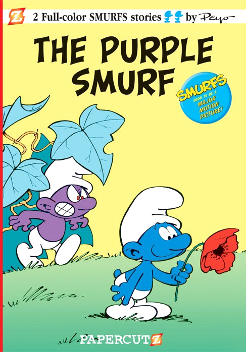 The Purple Smurf, 2010.