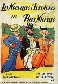 Forton, Les Pieds Nickelés, 1929.