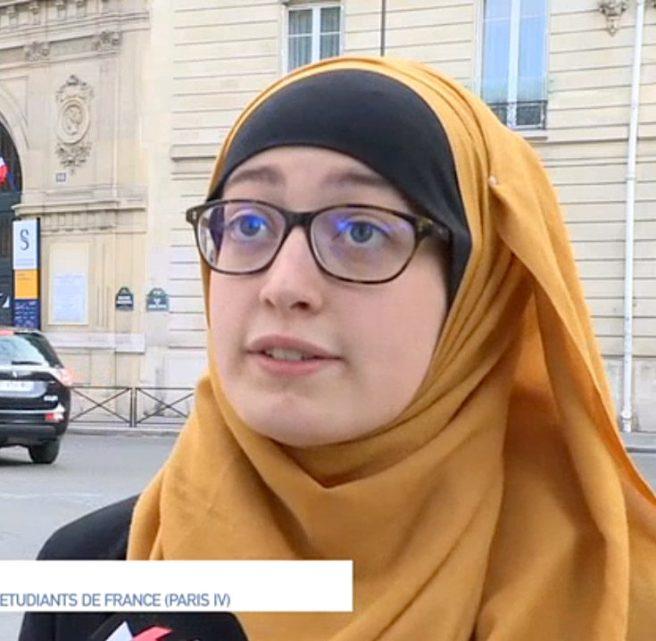 Maryam Pougetoux, M6, 12/05/2018.