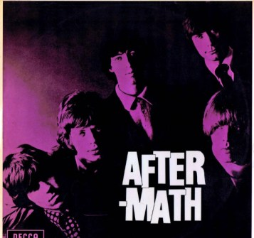 Rolling Stones, Aftermath, 1966.