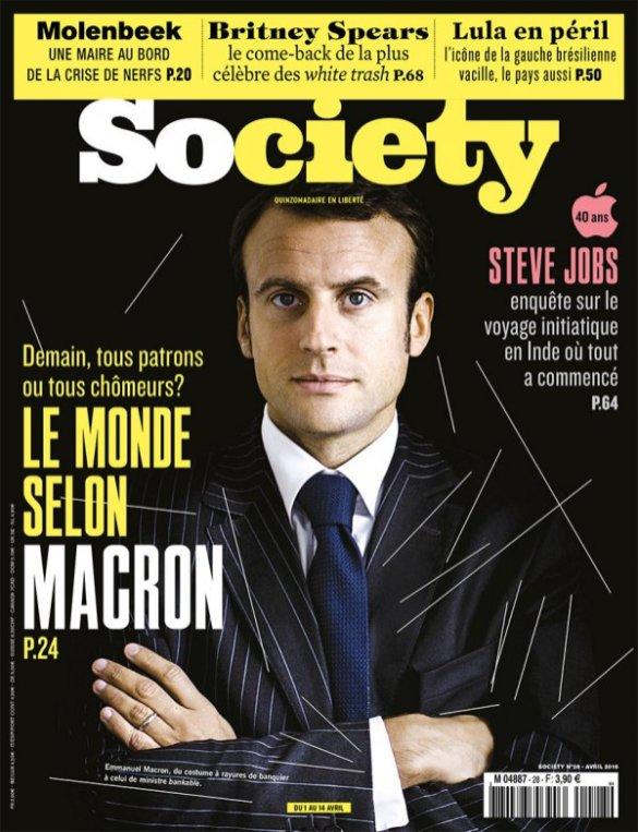 Society, 01/04/2016.