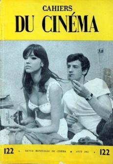 cahiers du cinema 1961