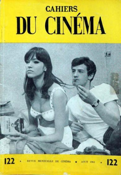 cahiers du cinema 1961