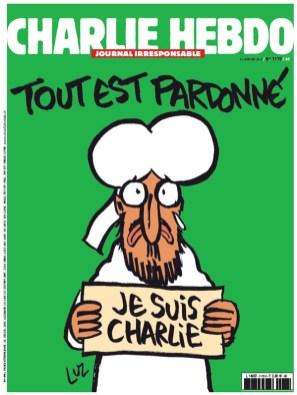 Charlie, janvier 2015.