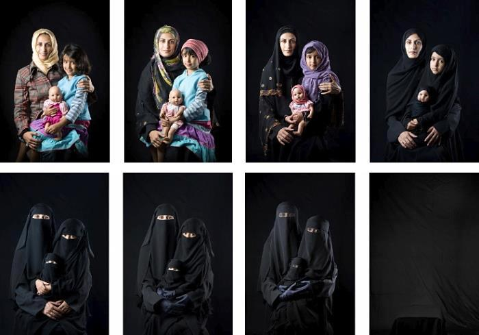 Bushra Almutawakel, Disparition, 2009.