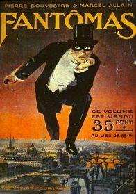 Fantomas, 1910.