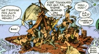 Fred, Le Naufragé du A, 1972.