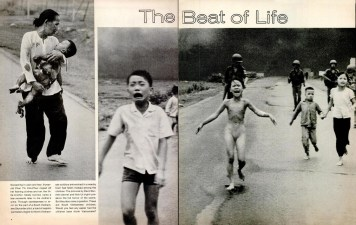 Life, recadrage, 1972.