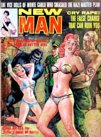 New Man, avril 1964.