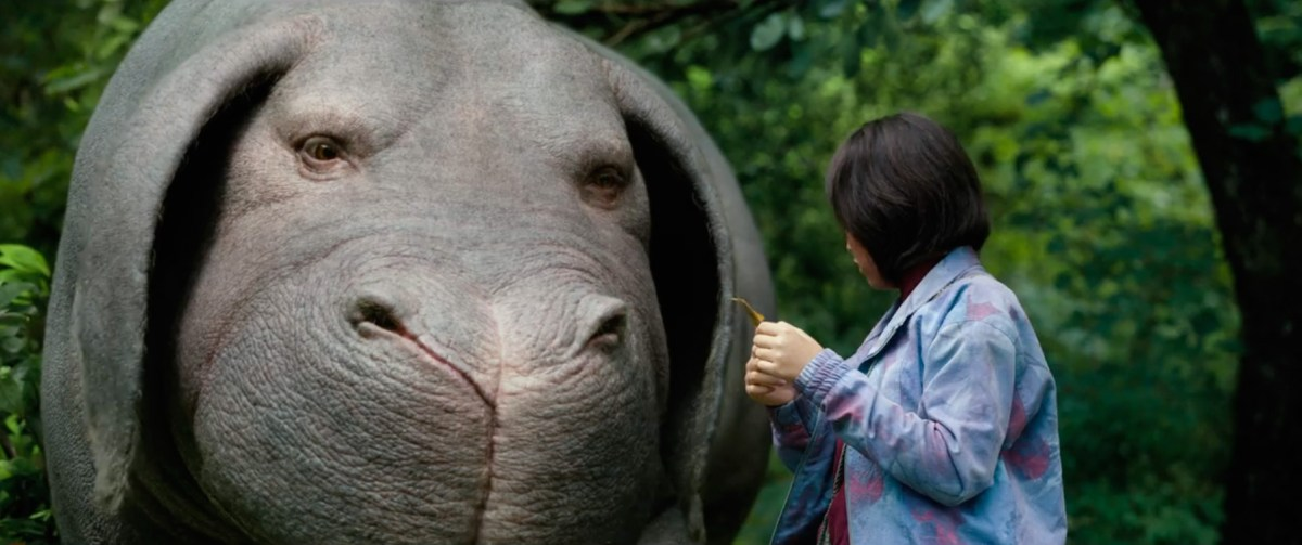 Okja: l'art, le cochon et le document