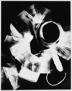 Man Ray, photogramme.