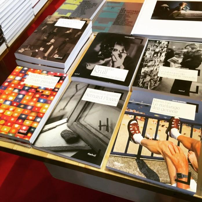 Salon du livre, mars 2016.