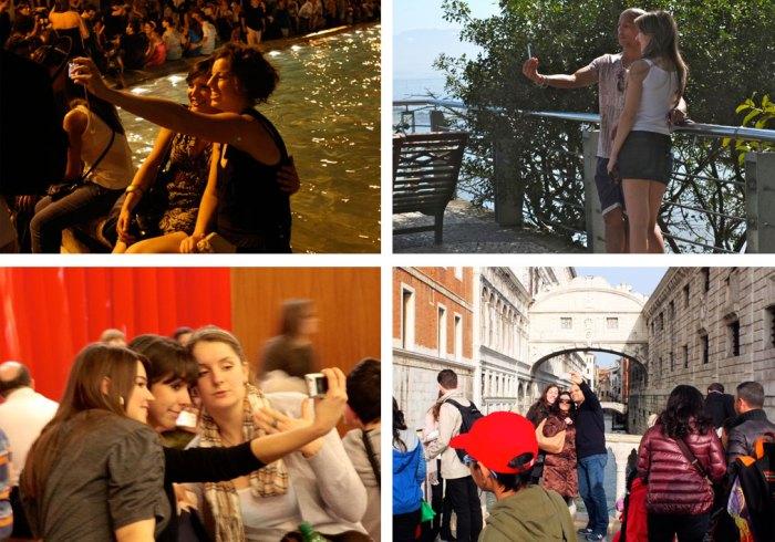 5. Autoportraits touristiques, 2002-2009 (coll. part.).