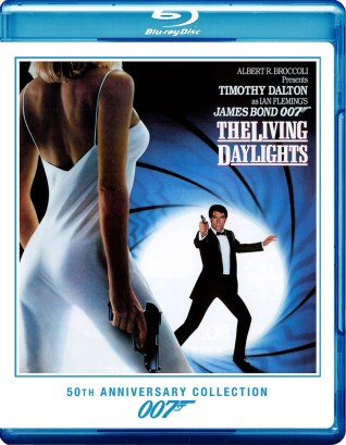 "BluRay ""The Living Daylights""."