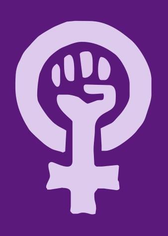 Logo Woman Power, 1969.