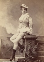 Vintage burlesque photos from the 1890s (9)