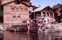 Daily Life in Vale of Kashmir, India, 1982 (10)