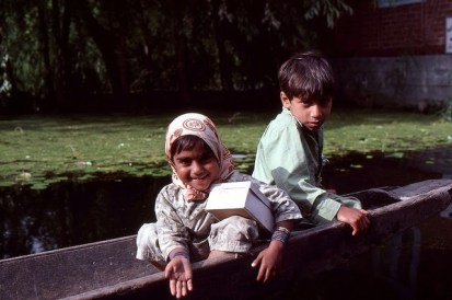 Daily Life in Vale of Kashmir, India, 1982 (12)