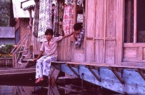 Daily Life in Vale of Kashmir, India, 1982 (13)