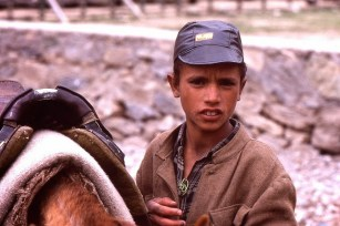 Daily Life in Vale of Kashmir, India, 1982 (19)