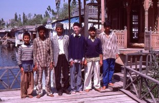 Daily Life in Vale of Kashmir, India, 1982 (20)