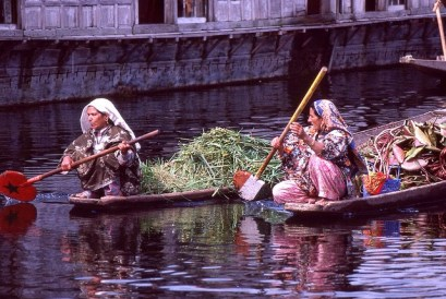 Daily Life in Vale of Kashmir, India, 1982 (7)