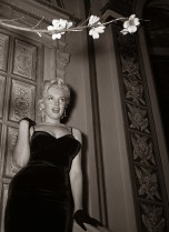 Marilyn Monroe & Laurence Olivier at a Press Conference at the Plaza Hotel, (4)