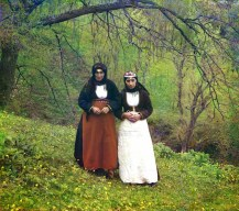 Rare Color Photos of People of the Russian Empire, ca. 1910s (14)