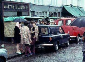 Photographs of life in London in the 60's (2)