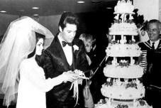 Elvis and Priscilla's Wedding May 1, 1967 (10)