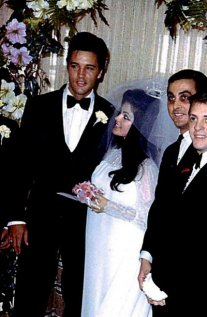 Elvis and Priscilla's Wedding May 1, 1967 (12)