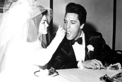Elvis and Priscilla's Wedding May 1, 1967 (16)